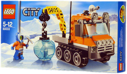 LEGO City Arctic Ice Crawler (60033)