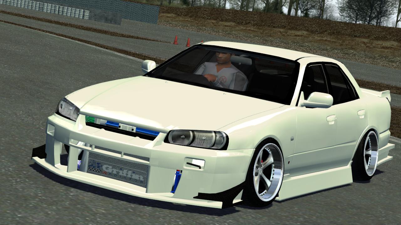 Virtual Stance Works Nissan Skyline Er34 With Kits