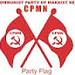 cpmn political party flag images