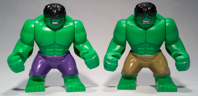 REVIEW LEGO 76018 Marvel Super Heroes - Hulk Smash Lab