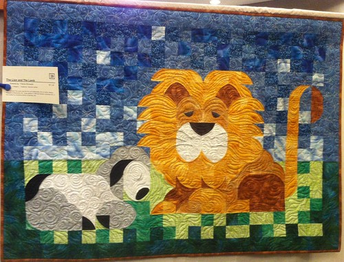 DK Quilt Guild: Lions, Tigers & Bears~Oh My : lion quilt pattern - Adamdwight.com