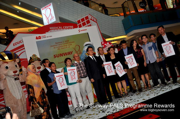 The Sunway PALS Programme Rewards 4