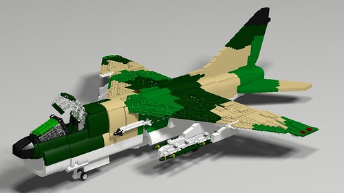 Vought A-7D Corsair II
