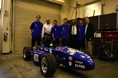 [Video] Cal State University - Fullerton students speaking from their hearts about their Formula race car building program