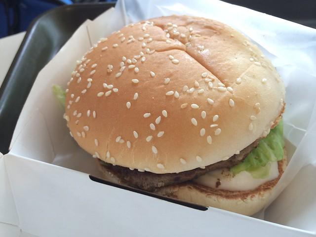 Champ burger - Jollibee
