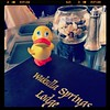 @GeoDuckie dining with us at #WakullaSprings Lodge #FLA
