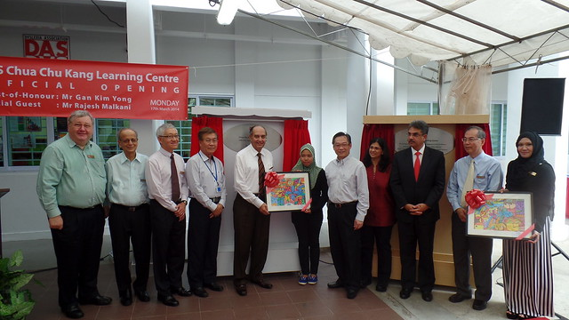 Dyslexic Association of Singapore opens 13th centre at Chua Chu Kang