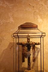 Cristo en Vitrina
