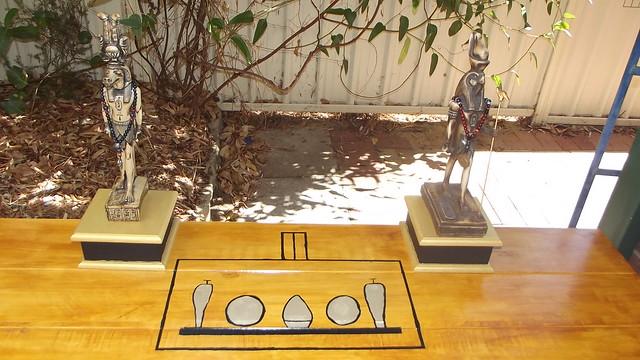 Shrine top