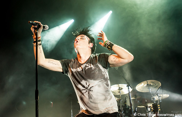 Gary Numan @ The Fillmore, SF 4/6/14
