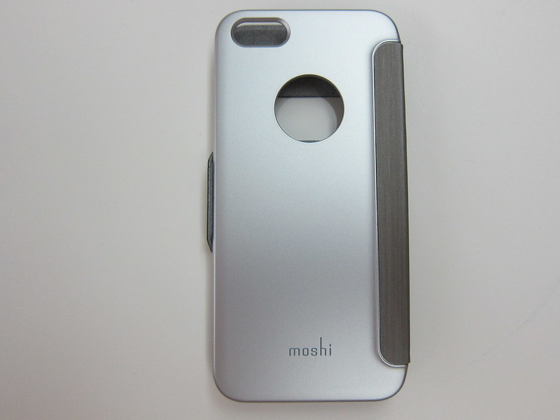 Moshi SenseCover for iPhone - Back