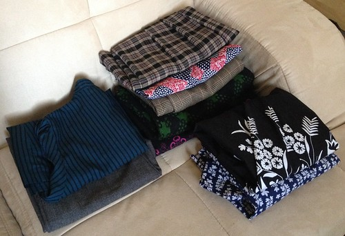 Clothes Swap Haul