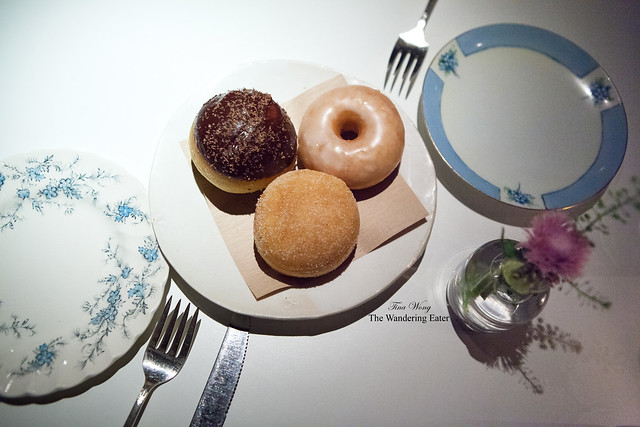 Seasonal doughnuts