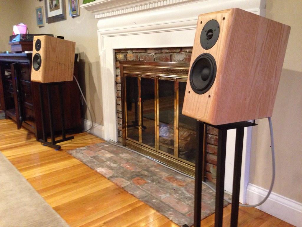 big bookshelf speakers