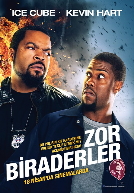Zor Biraderler - Ride Along (2014)