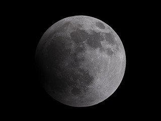 Total Lunar Eclipse on April 15th, 2014