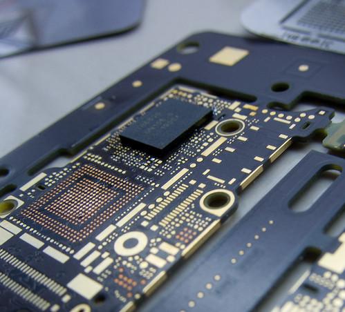 iPhone 5 mainboard