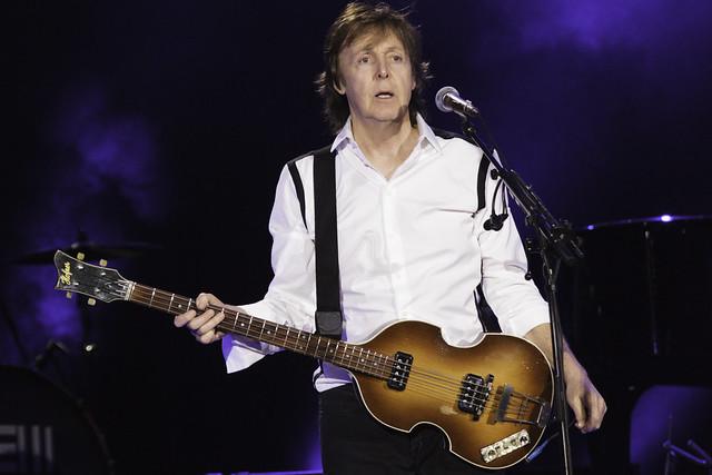 Photo:Paul McCartney - Out There Concert   140420-5732-jikatu By jikatu
