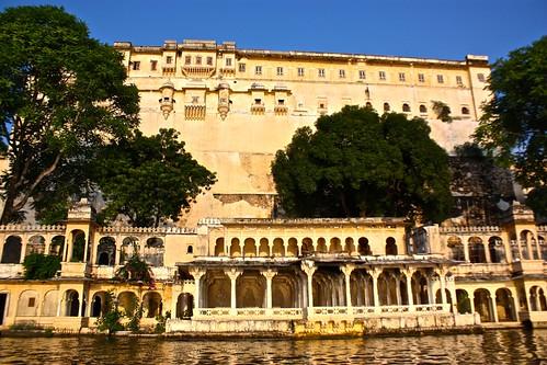 palace reflections