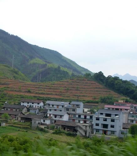 Jiangxi-Yushan-Sanqing Shan-bus (70)