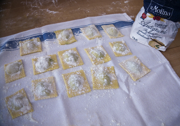 homemade ravioli bellagio cooking class