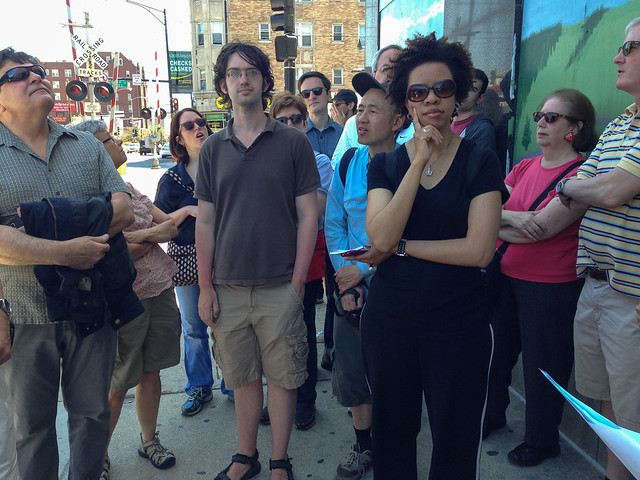 Historic 71st Street Walking Tour #2
