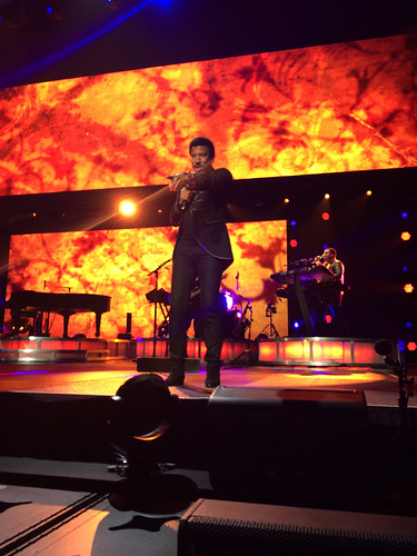 Lionel Richie concert in Vancouver (May 29, 2014)