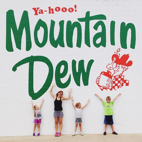 #MountainDew in #Marysville