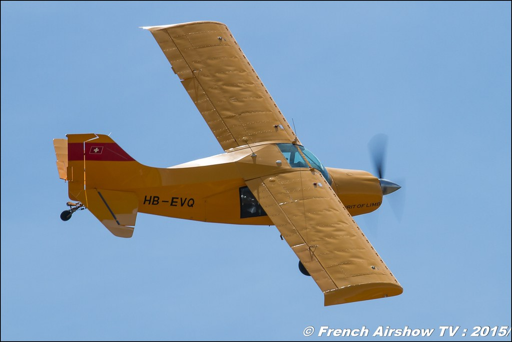 Maule M-5-235C Lunar Rocket, HB-EVQ,, Fly in LFBK 2015 - Fly in Saint Yan 2015, Meeting Aerien 2015