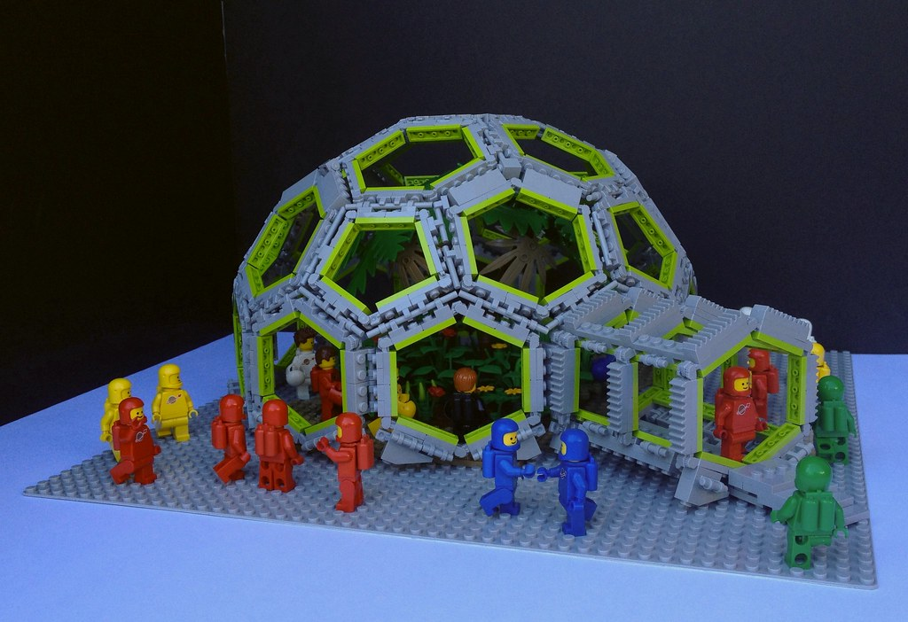 Lunar Oasis