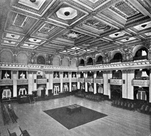 "Elks Lodge #1, New York City, NY (""The Lodge Room"")"