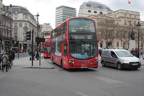 London General WVL444 LJ61GXD
