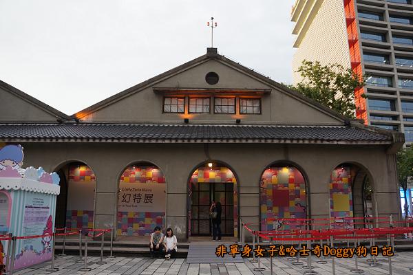 松山文創園區2015鋼彈模型博覽會35週年紀念活動28