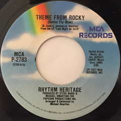 RHYTHM HERITAGE:THEME FROM S.W.A.T.(LABEL SIDE-B)