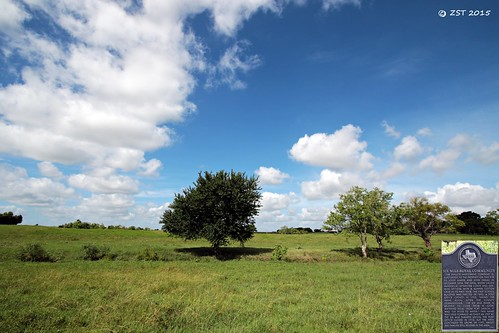 texas historicalmarker portlavaca texashistory zeesstof sixmileroyalcommunity
