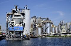 Soy silos, Mercurius harbour, Amsterdam