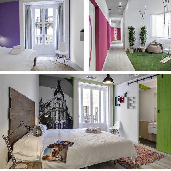 U Hostel de Madrid, uno de los mejores hostales de Madrid