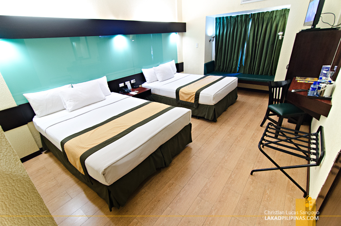 Microtel Cabanatuan Room