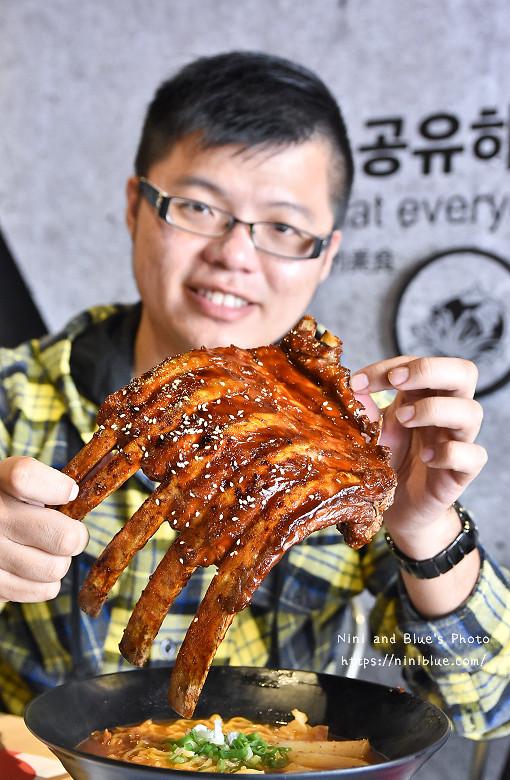 台中韓式美食中科釜山拉麵35