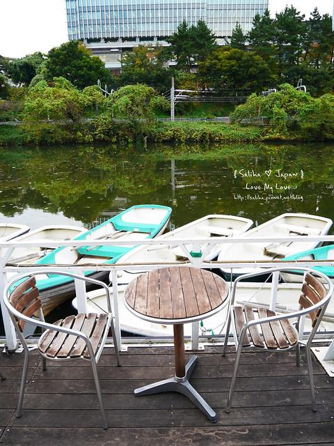 日本東京自由行賞櫻canal cafe水上餐廳 (17)
