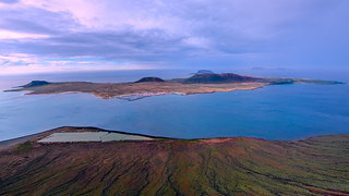La Graciosa Island, Spain