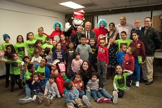 03/02/2017 - Dr. Seuss Celebration @ Main Library