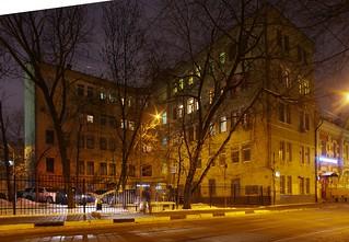 Moscow Basmanny_District Baumanskaja ulitsa 26 s1