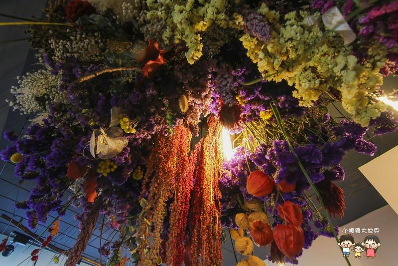 彰化乾燥花餐廳 023