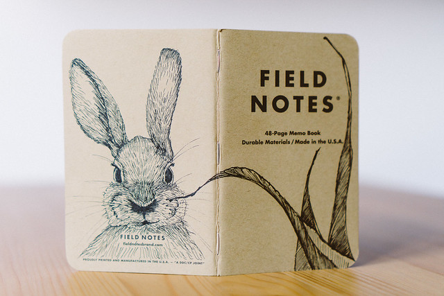 Field Notes #134