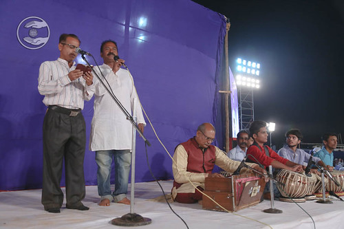 Devotional song by Raju and Saathi from Belgaum