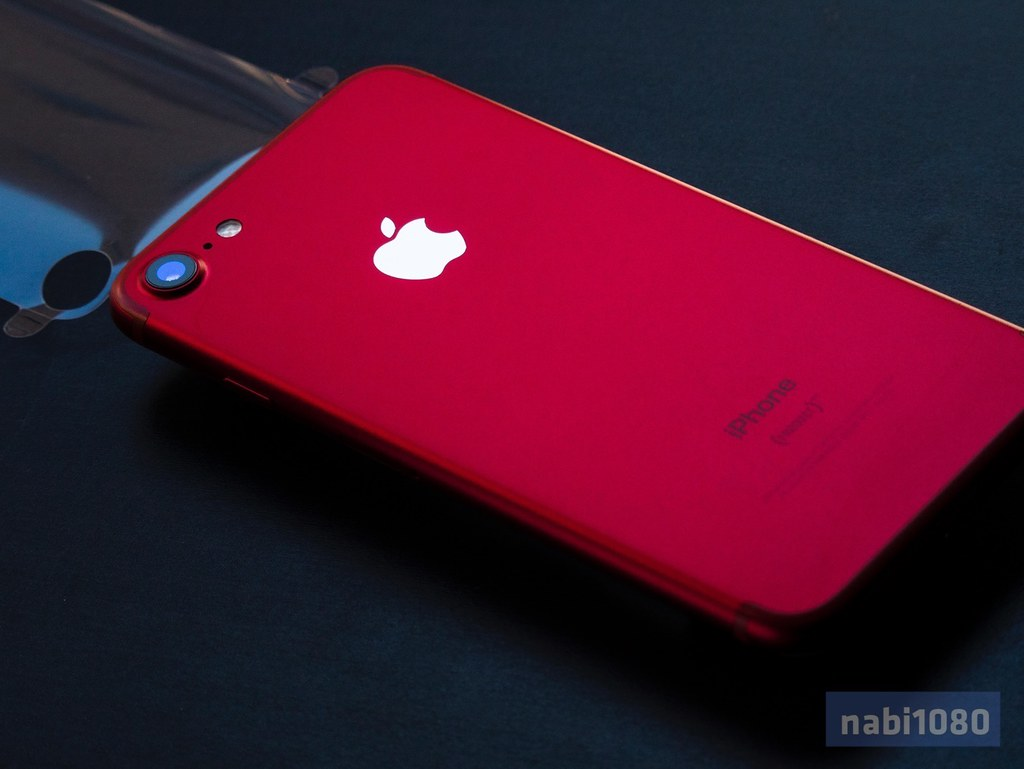 iPhone 7 Product RED02