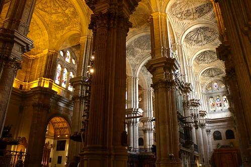 Málaga Cathedral / Catedral de Málaga