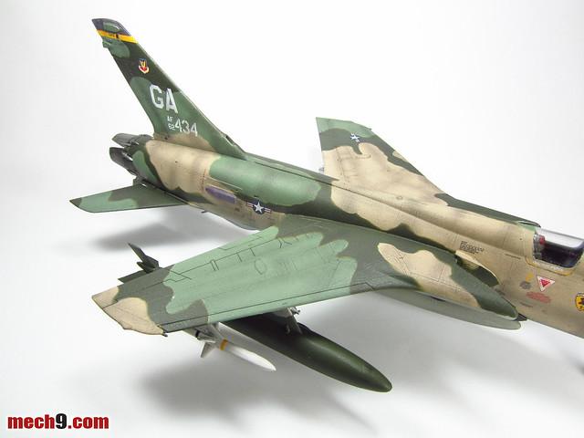 """Revell 1/48 F-105G Thunderchief """"Wild Weasel"""""""