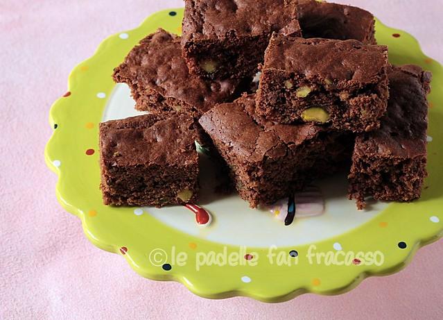 delizie al cioccolato e pistacchio